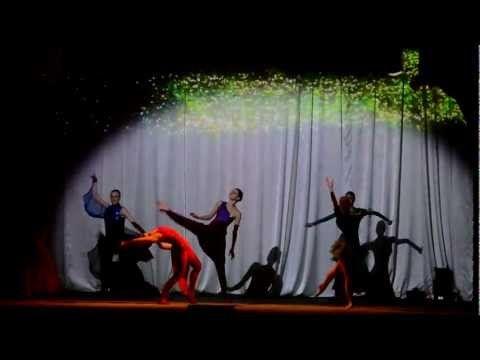 "Театр танца Мелодия - ""Краски"" - YouTube"