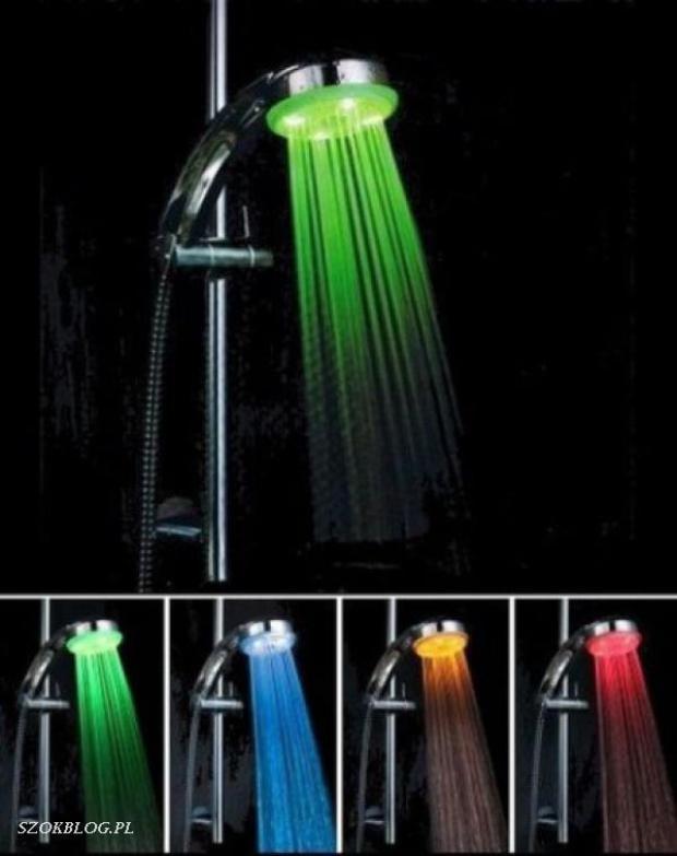 Perfeeect for shows!: Boys Bathroom, Cant Wait, Shower Head, Trav'Lin Lights, Color, Showerhead, Used Gadgets, Shower Time, Bathroom Colour