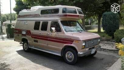 les 25 meilleures id es de la cat gorie camping car americain sur pinterest vans vw vans. Black Bedroom Furniture Sets. Home Design Ideas