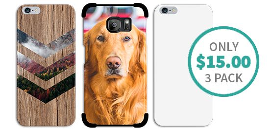 Case Escape's startup kit is a custom phone case maker. It contains all the equipment necessary to start a custom phone case business.