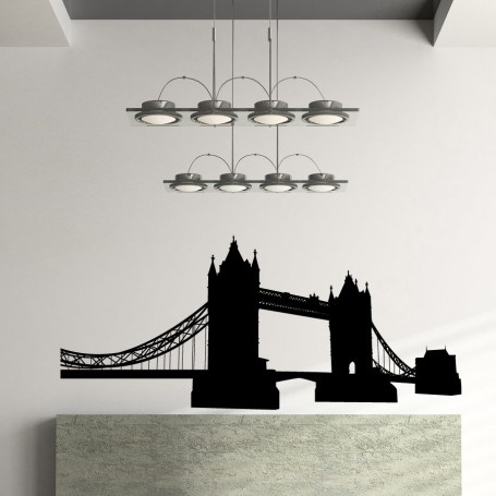 Majestic Wall Art - Tower Bridge Vinyl Wall Decal $45.00 (http://www.majesticwallart.com/Vinyl-Wall-Decals/Landmarks-Vinyl-Wall-Decals-Stickers-Art-Graphics-Decor/Tower-Bridge-Vinyl-Wall-Mural-Decal-Sticker-Art-Graphics-Wallpaper-Decor.htm)