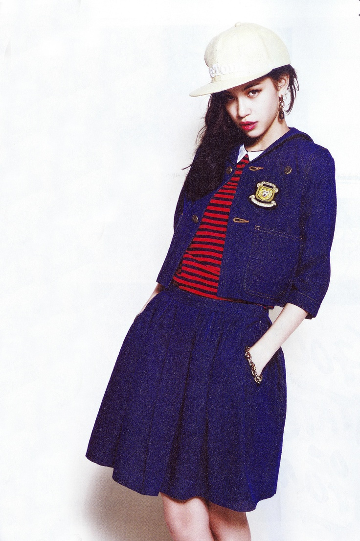 Kiko Mizuhara, Nylon Magazine