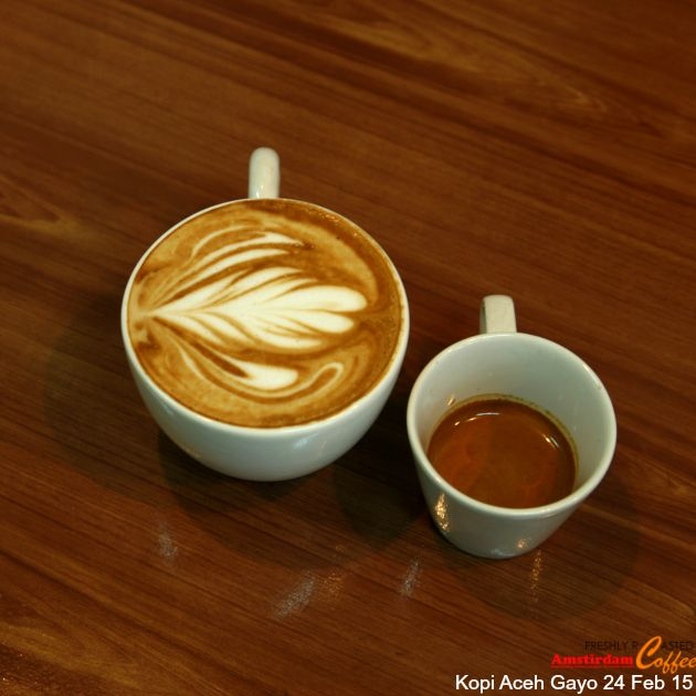 Coffee Journey 75: Kopi Arabika Aceh Gayo 8 Hari Post Roast