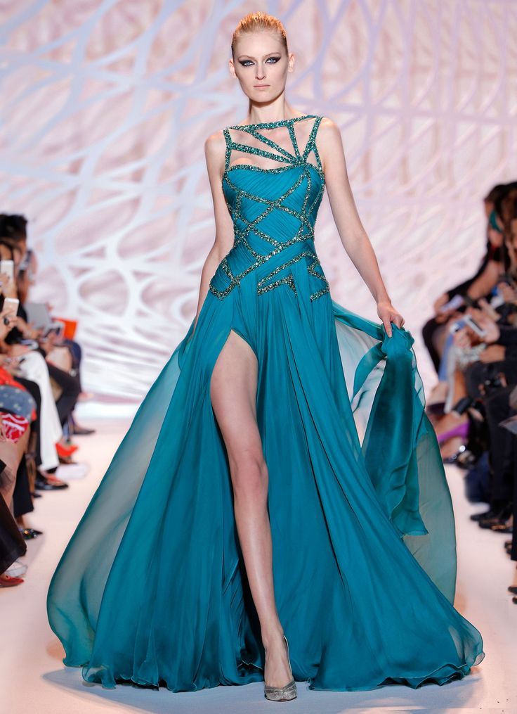 Zuhair Murad Most Stylish Haute Couture Fall Winter 2015