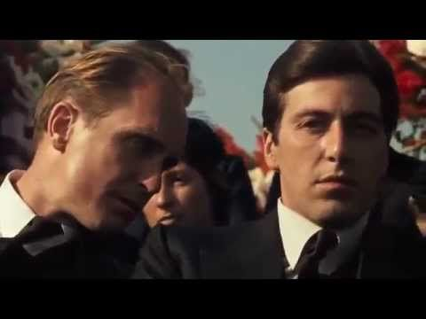 The Godfather - Vito Corleone Funeral - YouTube