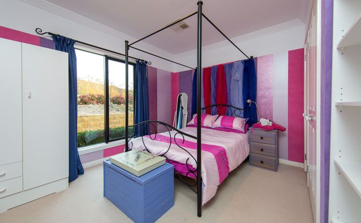Bed 4 perfect for a little Girl | Lifestyle Property For Sale | Beechworth Vic, Australia
