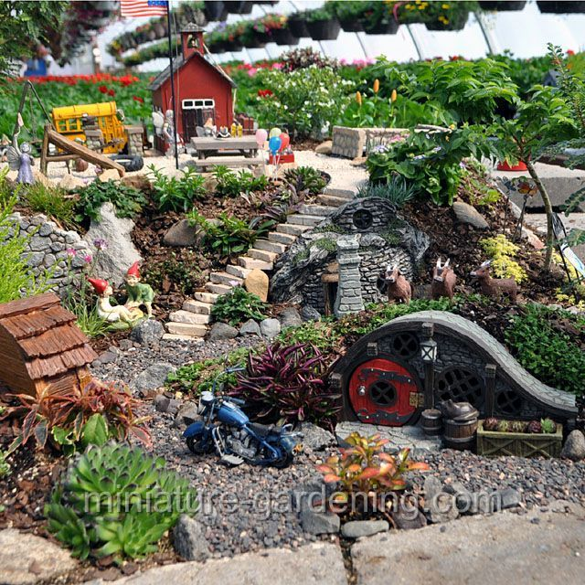 The Way To The Fairy School Fairygarden Fairyhouses Mesmerizing Fairy Garden Ideas Pinterest Pict