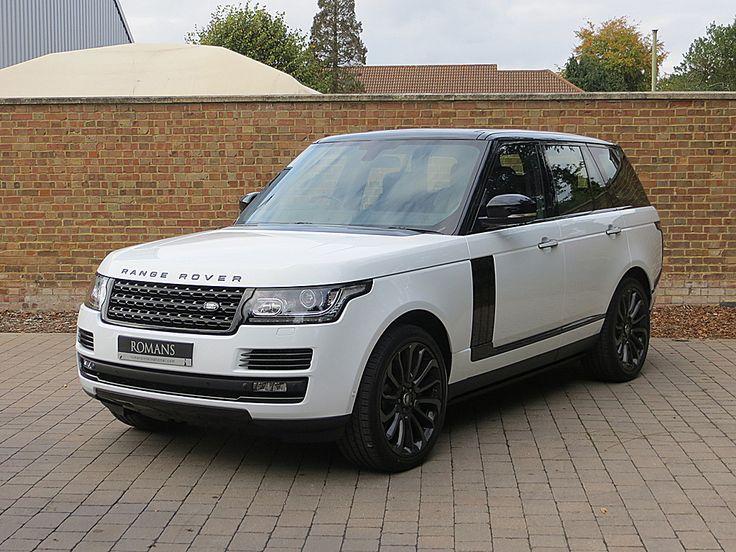 Best 20+ White range rovers ideas on Pinterest | Buy range ...