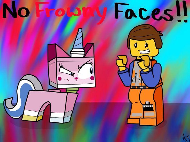 No Frowny Faces!! by ParodyMaster101.deviantart.com on @deviantART