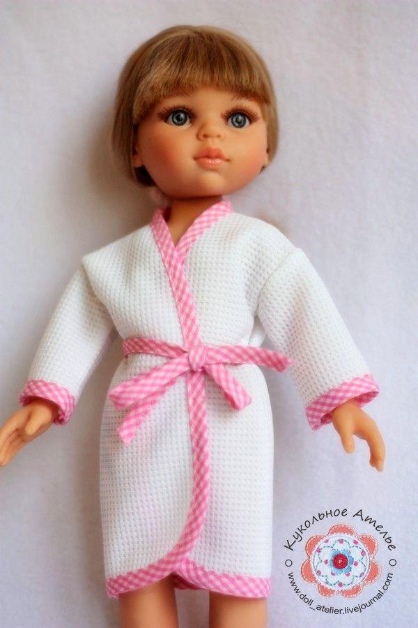 bath robe, free pattern