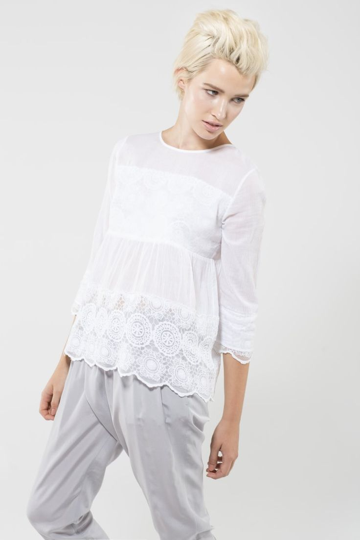 CANNES TOP BY MAUD DAINTY - ECO D.