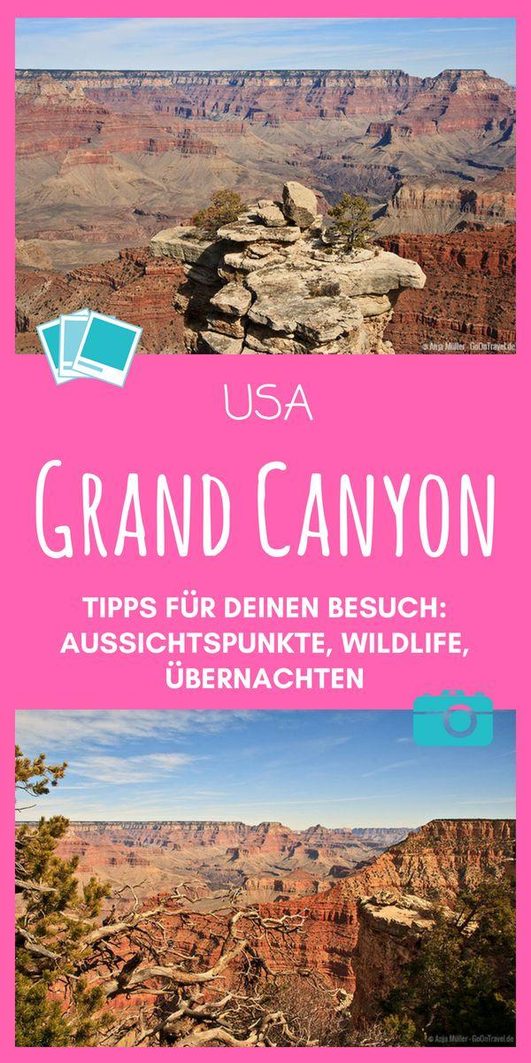 Grand Canyon: Das Wow-Erlebnis