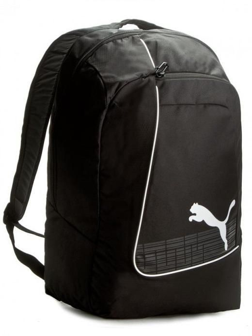 Puma Evopower Football Backpack - Black / White – West Brothers