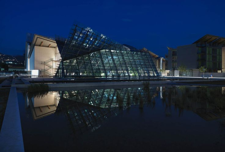 MUSE (MUseo delle ScienzE) Science Museum, Trentino Italy | Renzo Piano Building Workshop