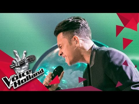 Vinchenzo Tahapary – Say You Won't Let Go - (The voice of Holland 2017 | Liveshow 4) - YouTube