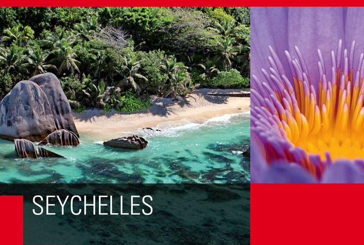 Una magica combinazione tra acque cristalline, soffici arenili sabbiosi e sculture di rocce che si gettano a strapiombo nei fondali corallini dell'oceano.