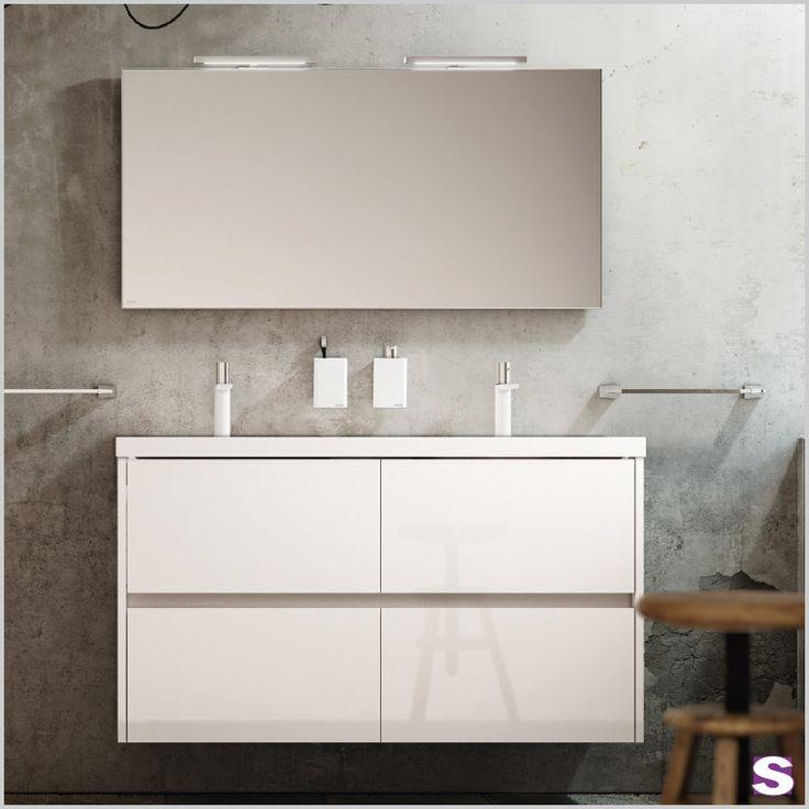 25 best Doppelwaschtisch images on Pinterest Bathroom ideas - bilder fürs badezimmer