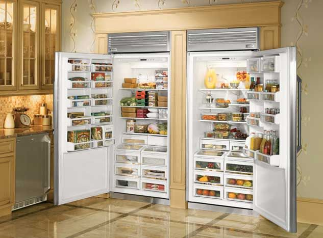 kenmore side by side fridge energy guide
