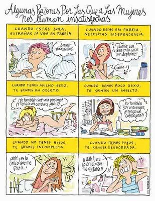 Maitena   Mujeres Insatisfechas