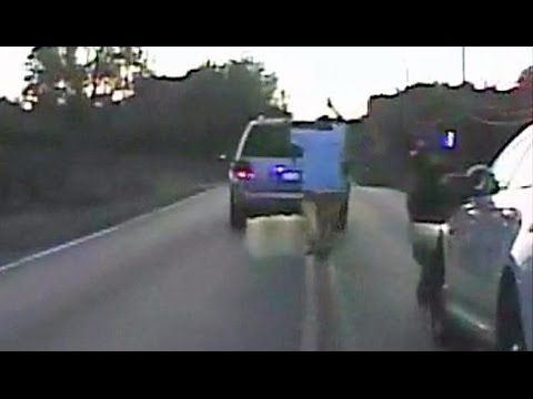 Tulsa Police Kill Unarmed Black Man Terrence Crutcher - YouTube
