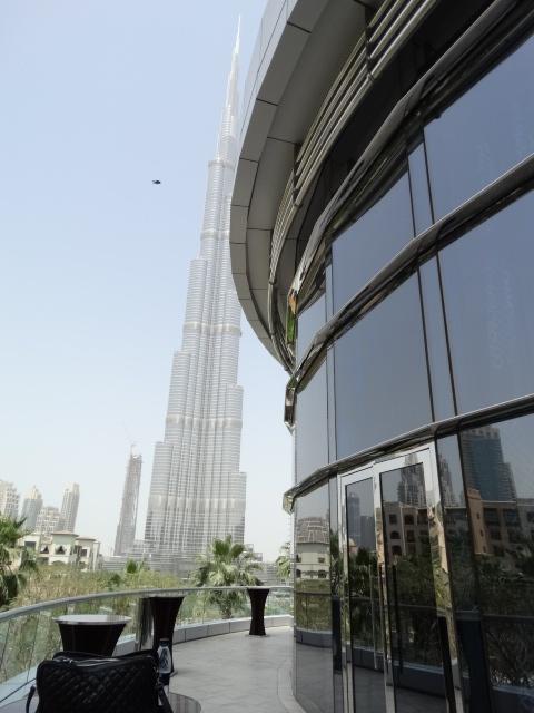 The Address Hotel, Downtown Dubai