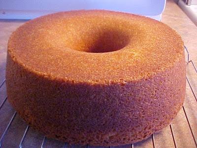 Gâteau au beurre tout simple et extra moelleux