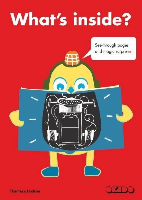 Cover Art for What's Inside?, ISBN: 9780500650196