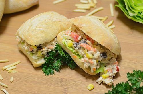 Salad sandwich, Sandwiches and Chicken salad sandwiches on Pinterest
