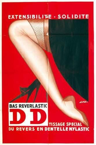 Bas Reverlastic DD - illustration de Gad -