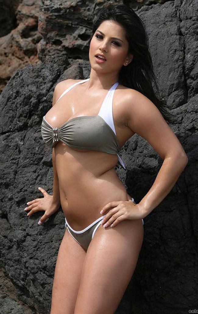 Sunny Leone Hot Photos in Bikani - Latest Unseen Photos Gallery of 2015