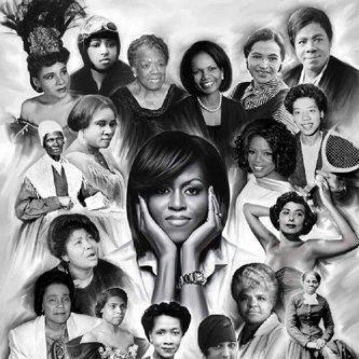 Beautiful black women