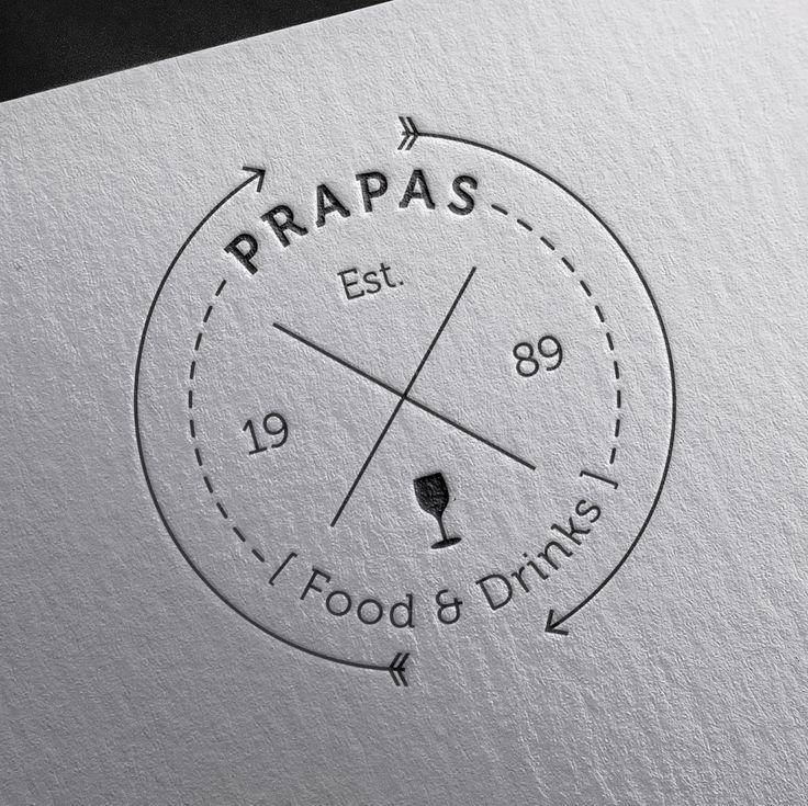Prapas logo by Sotiris Reklos
