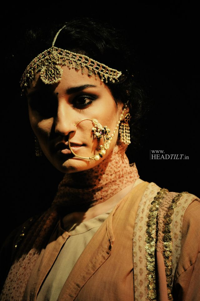 sabyasachi...we had to share it on this board...! the mood and the jewellery made it apt for the jewellery board ! :)