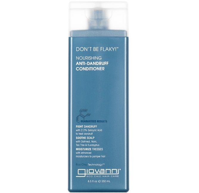 Giovanni Don't Be Flaky! Nourishing Anti Dandruff Conditioner 8.5 oz  $8.09 Visit www.BarberSalon.com One stop shopping for Professional Barber Supplies, Salon Supplies, Hair & Wigs, Professional Product. GUARANTEE LOW PRICES!!! #barbersupply #barbersupplies #salonsupply #salonsupplies #beautysupply #beautysupplies #barber #salon #hair #wig #deals #sales #Giovanni #DontBeFlaky #Nourishing #Anti #Dandruff #Conditioner