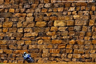 """Ben Spies at Aragon and """"The Wall""""......"""