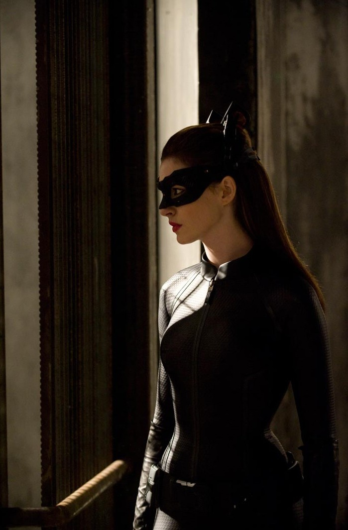 Anne Hathaway as Catwoman | Every villain is a hero in his ...