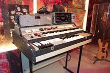 Richard Wright's Farfisa Compact Duo is featured prominently on several songs in the film, Live at Pompeii, particularly Set the Controls... and Echoes Part II.