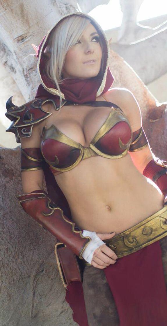 sexy world of warcraft girls