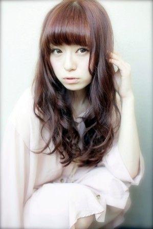 #long hair style