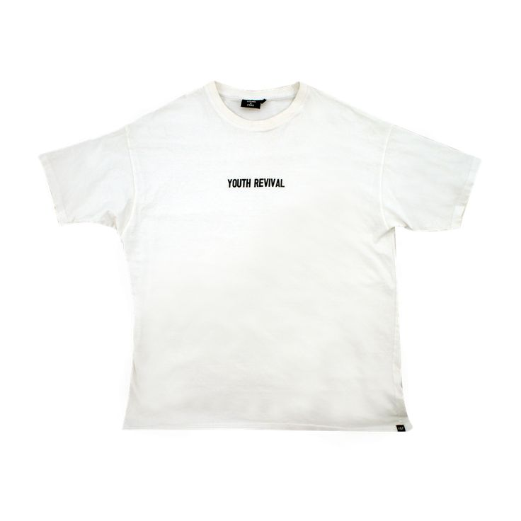 $25 Y&F White T-Shirt - Youth Revival - Hillsong Store USA