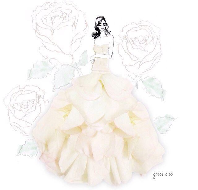 Fashion Illustrator Grace Ciao