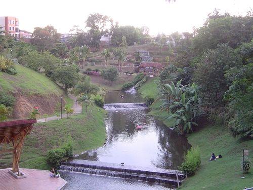 Parque de la vida, Armenia, Quindio, Colombia