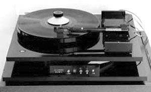 Goldmund Studietto  Manual - Direct-Drive Turntable - Vinyl Engine