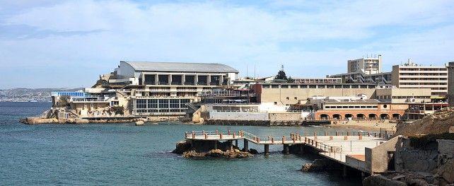 Les plages de Marseille