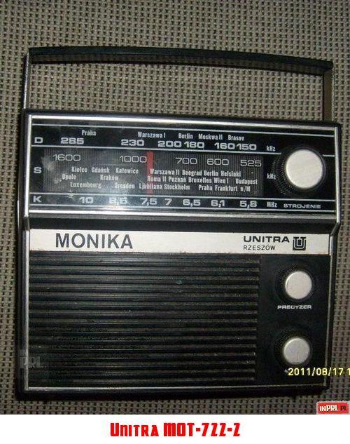 Unitra MOT-722-2