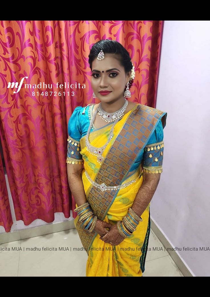 Pin by Madhu Felicita on Best Makeup Artist in Chennai