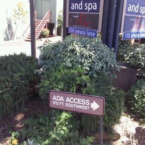 Amara is ADA compliant (Ryan M. on Foursquare)Resorts Spa