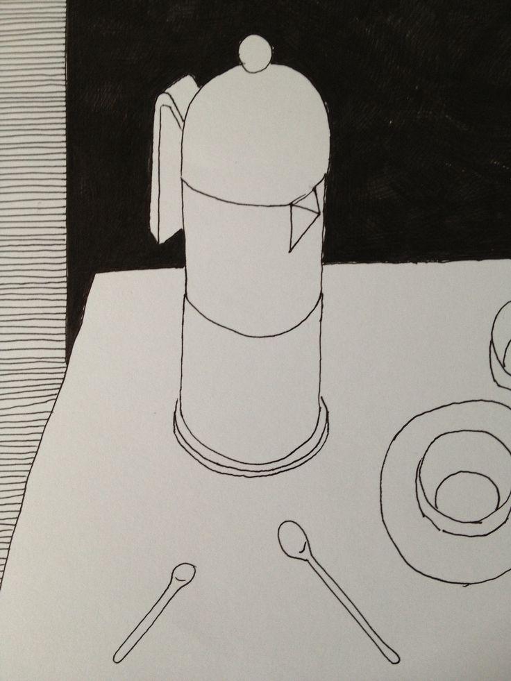 Aldo e il caffè | da architettura di carta