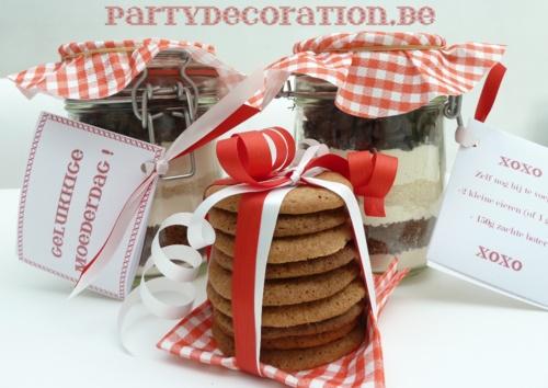 Moederdag koekjes