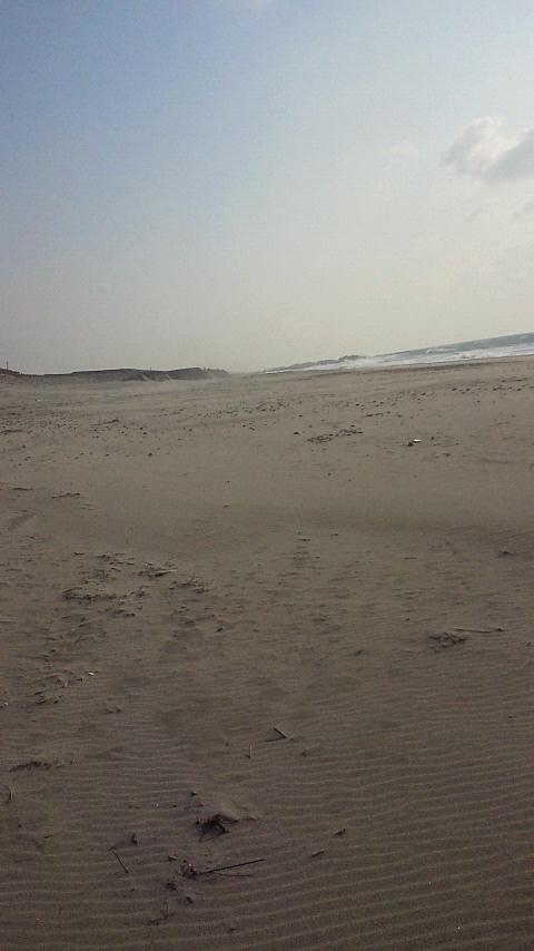 【Shizuoka】Nakatashima sand dune